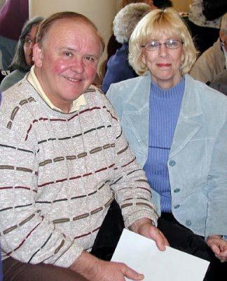 Joyce and David